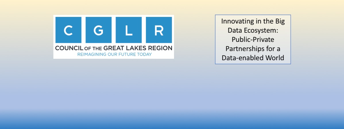 New strategic partnership with the Council of the Great Lakes Region